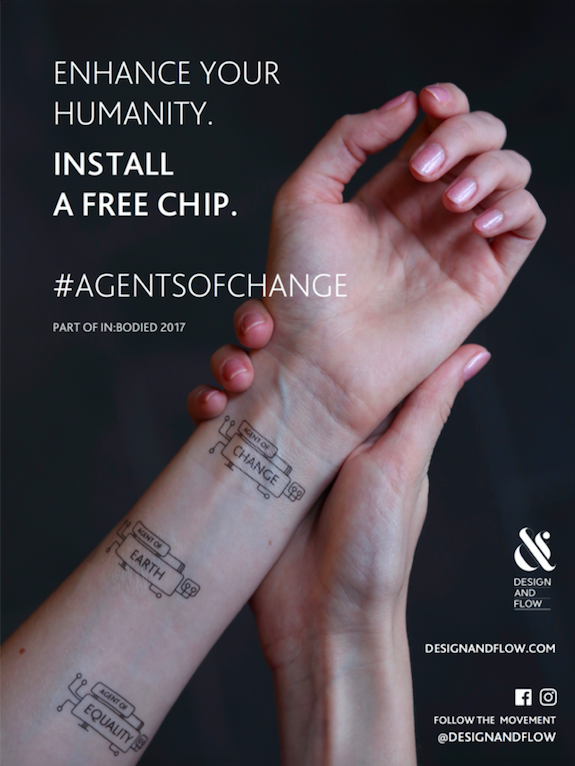 Tattoo InBodied Agents of Change